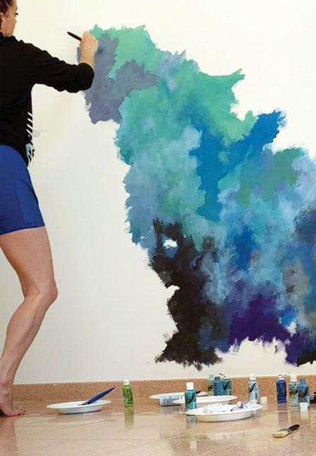 Murales Artwork Step 1