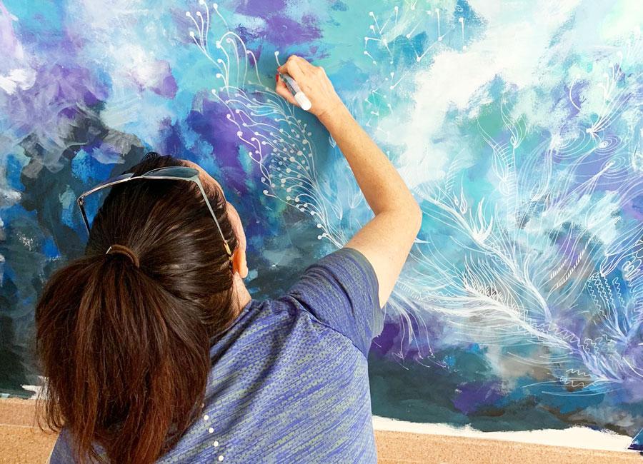 Murales Artwork Step 6
